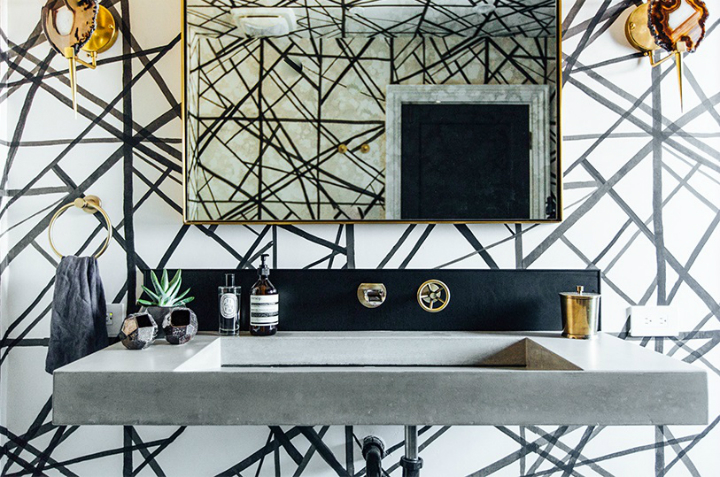 contemporary elegant bold house interiors 14
