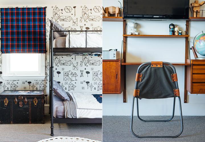 contemporary elegant bold house interiors 18