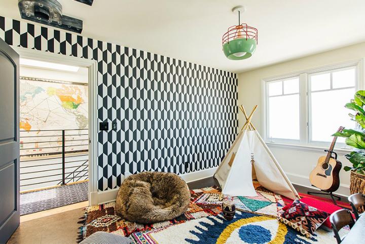 contemporary elegant bold house interiors 20