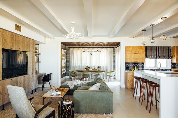 contemporary elegant bold house interiors 3