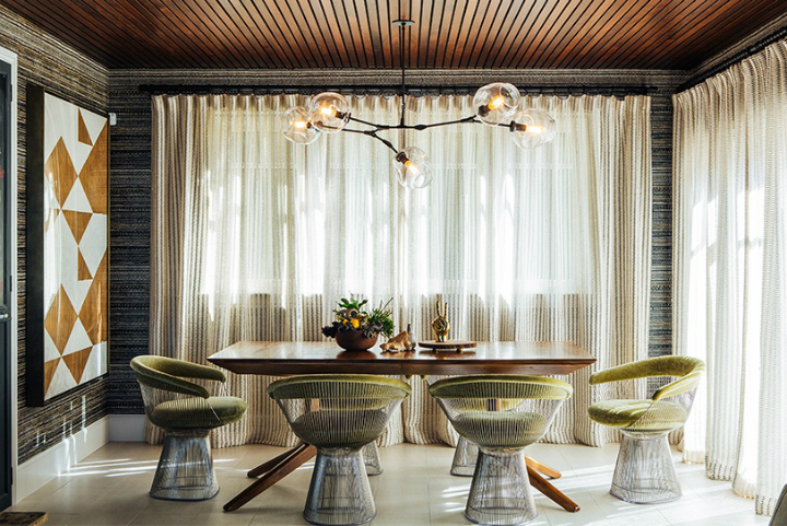 contemporary elegant bold house interiors 6