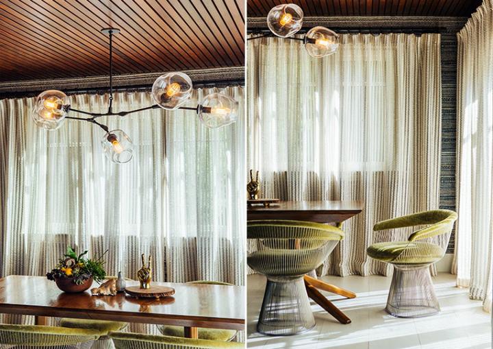 contemporary elegant bold house interiors 7