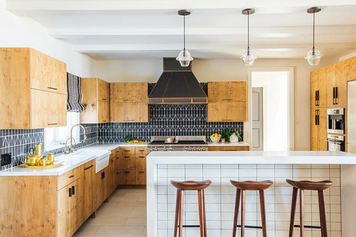 contemporary elegant bold house interiors 8