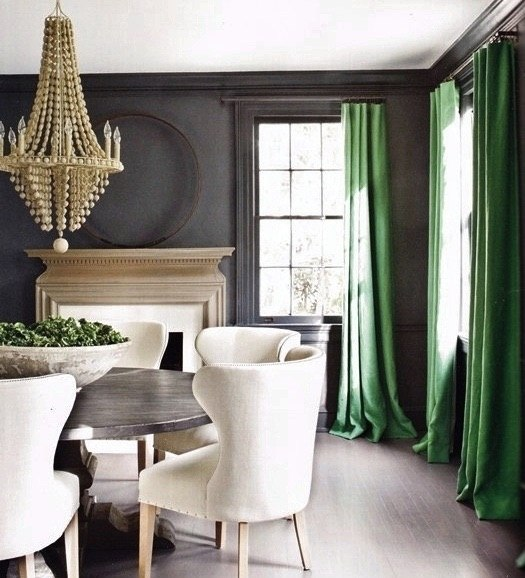 Decorating with Emerald and Blue Topaz 18