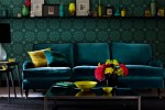 Decorating with Emerald and Blue Topaz 5