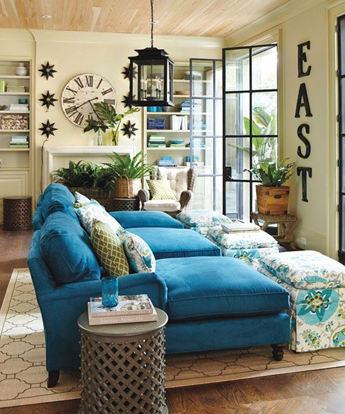 Decorating with Emerald and Blue Topaz 7