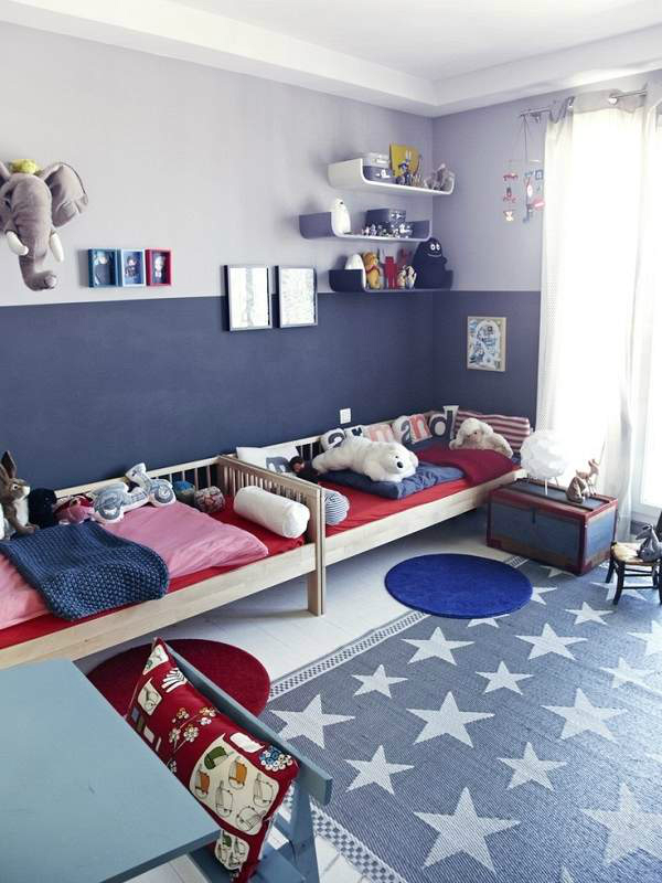Gray Boys Room Ideas 87