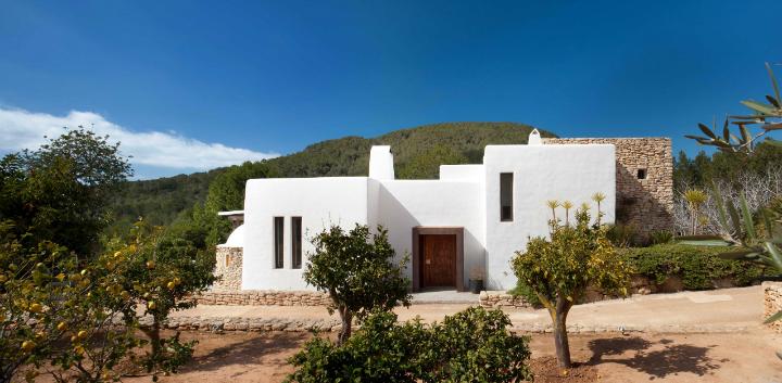 Mediterranean Home exterior 31