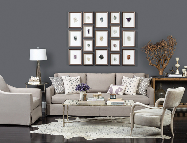 high fashion home gray living room idea 24