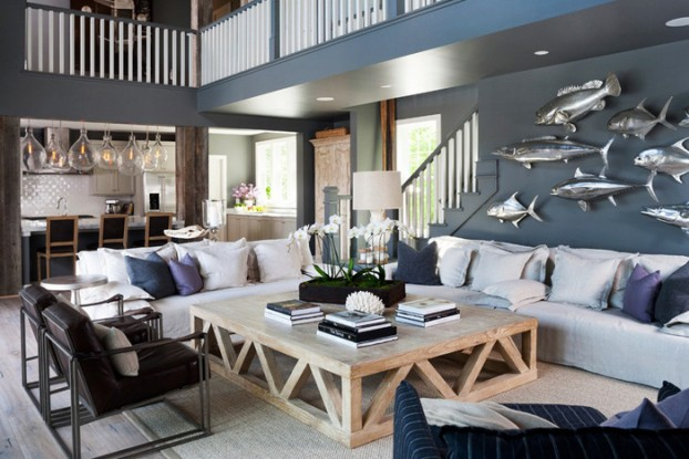 Beach vacation home with a coastal architecture appeal 2