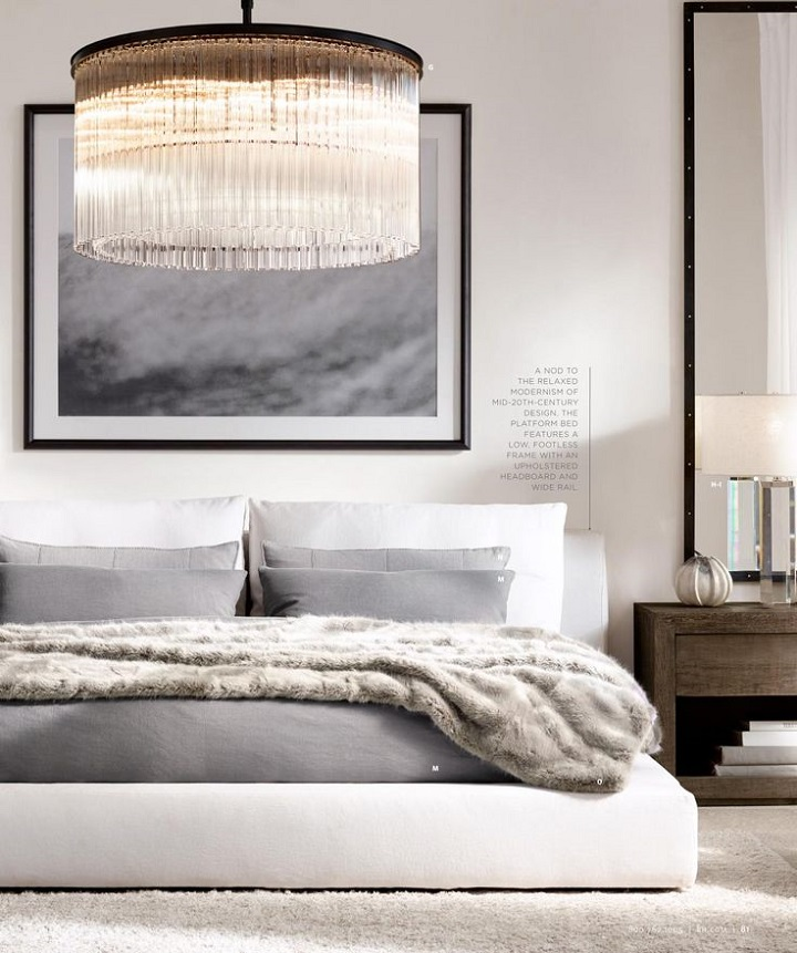 Bedroom Effortlessly Chic 13