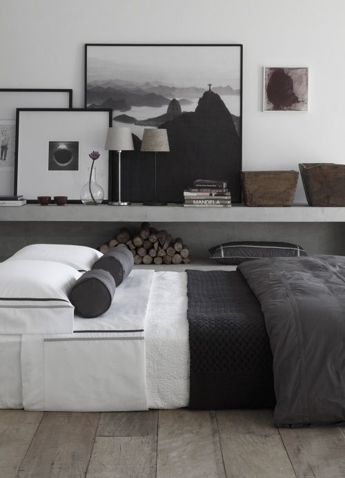Bedroom Effortlessly Chic 2