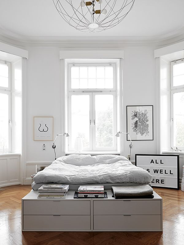 Bedroom Effortlessly Chic 3