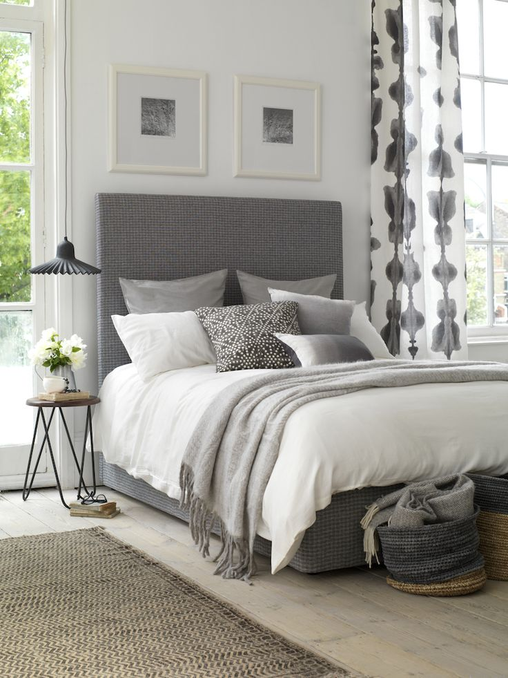 Wonderful Bedroom Effortlessly Chic 4
