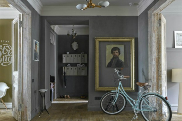 beautiful gray color walls 13