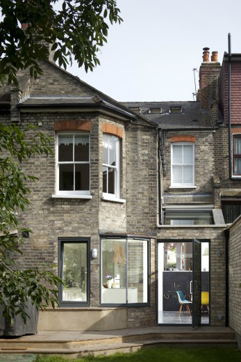 Contemporary Edwardian House 8