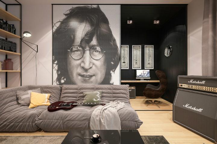Lennon Living Room