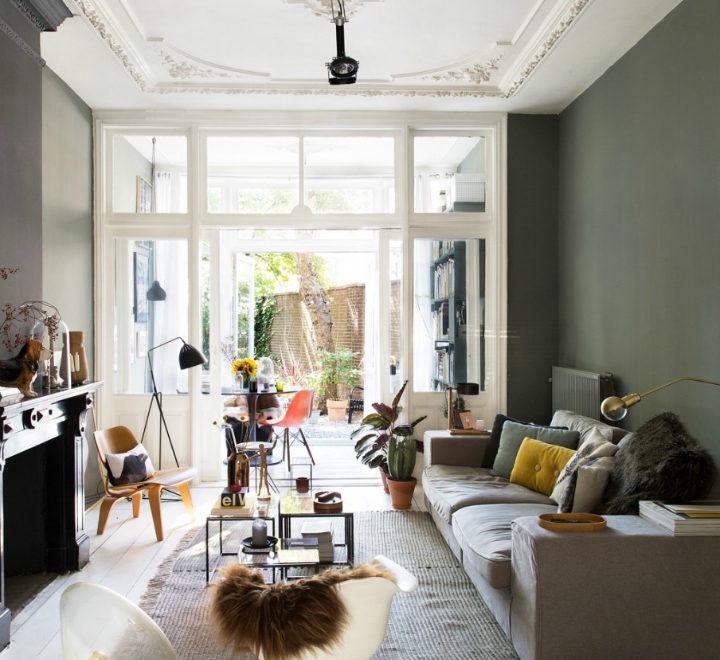 Perfectly Balanced Home Interior
