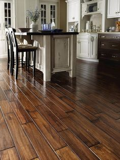 Prefinished Floors