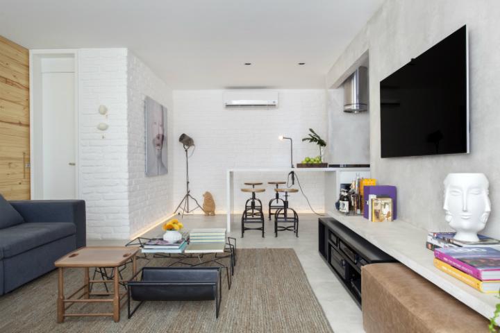 RF House interior