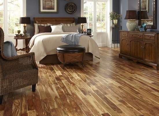 Tobacco Road Acacia exotic hardwood flooring
