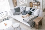 Effortlessly Chic scandinavian home interiors