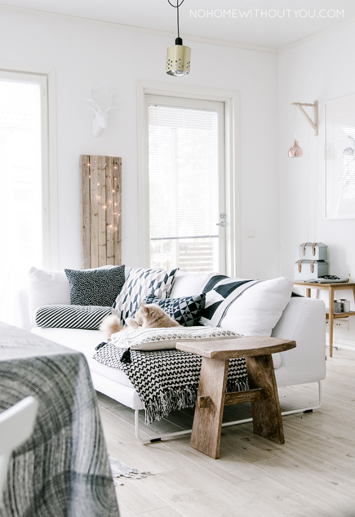 The coziest and loveliest home sweet home decoholic for Minimalist living pinterest