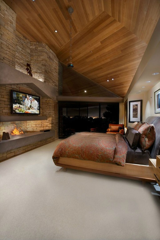 33 Bedroom Fireplace Design Ideas Decoholic