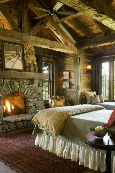 Bedroom Fireplace Design Ideas 5 ...