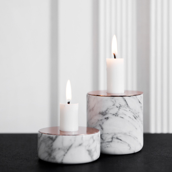 Luxe Candle Holder