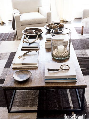 coffee table decor styling 911