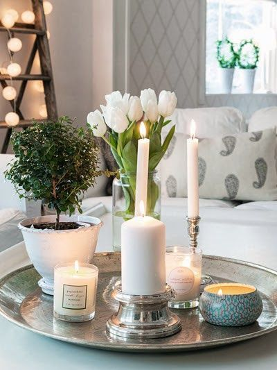 coffee table decor styling 2