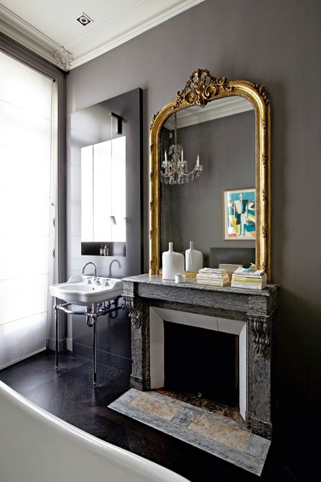 Modern French contemporary parisian Interiors 16