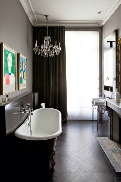 Modern French contemporary parisian Interiors 17