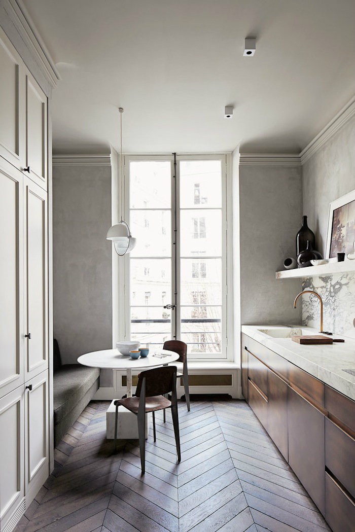 Modern French Contemporary Parisian Interiors 19 ...