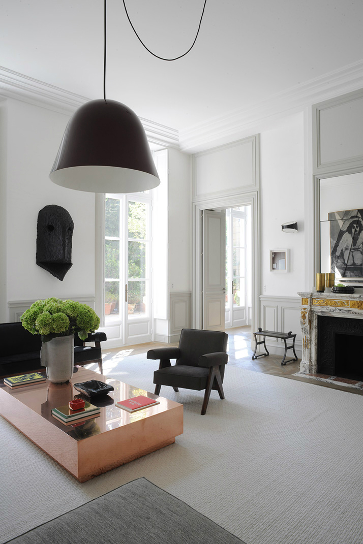 Modern French Contemporary Parisian Interiors 33