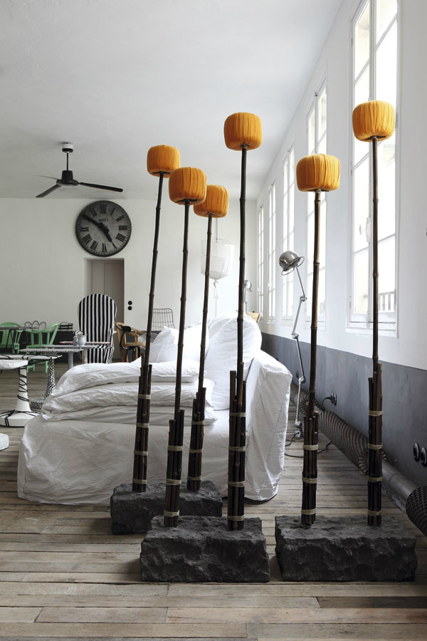 Paola Navone historical parisian eclectic apartment 3
