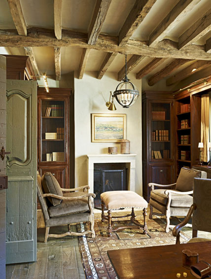 Beautiful Rural French Interior 11