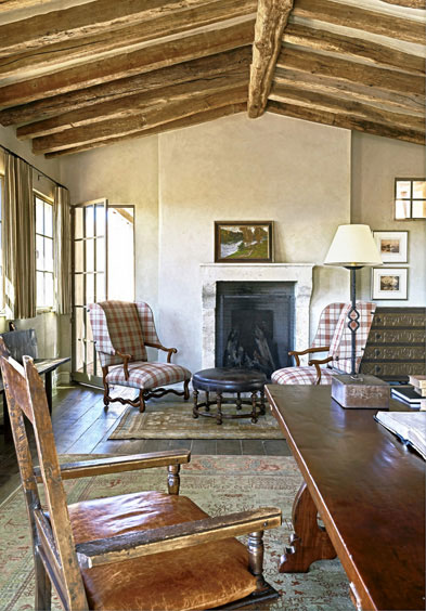 Beautiful Rural French Interior 12