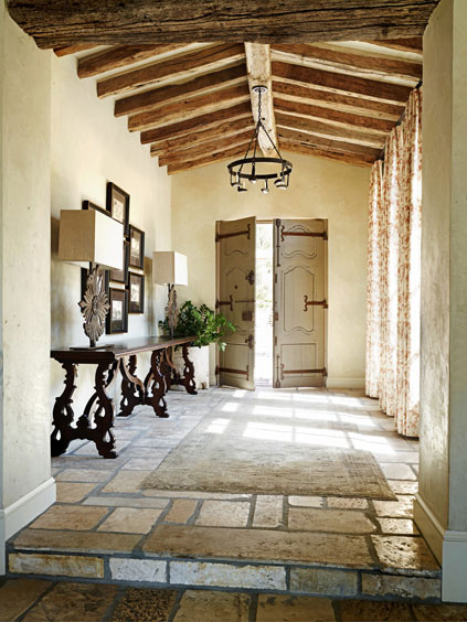 Beautiful Rural French Interior 16