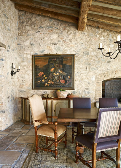 Beautiful Rural French Interior 3