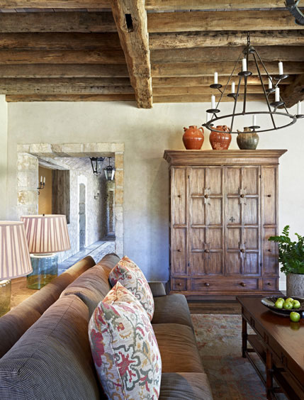 Beautiful Rural French Interior 4