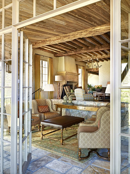 Beautiful Rural French Interior 5