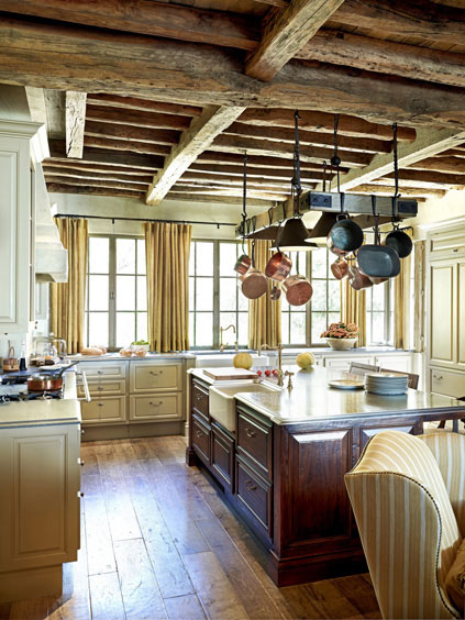 Beautiful Rural French Interior 6