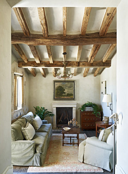 Beautiful Rural French Interior 10