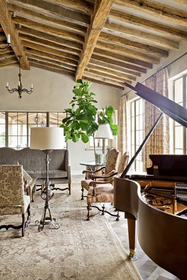 Beautiful2 Rural French Interior