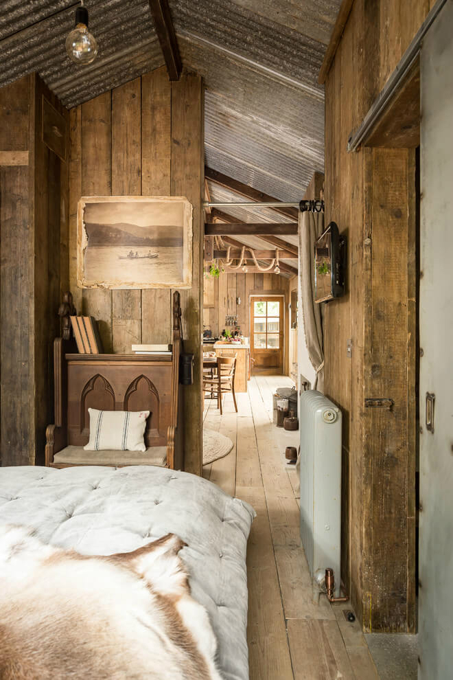 A Rustic Charm Cabin 10