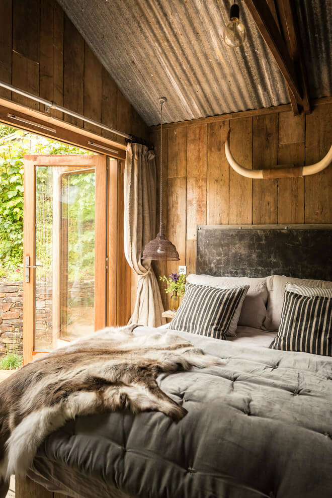 A Rustic Charm Cabin 11