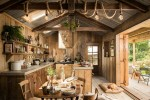 A Rustic Charm Cabin