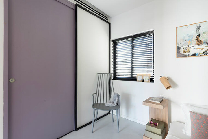 small 60 square meters apartment 16